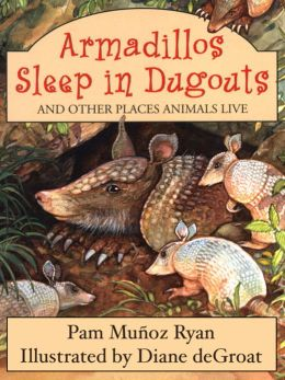 Armadillos Sleep in Dugouts Cover