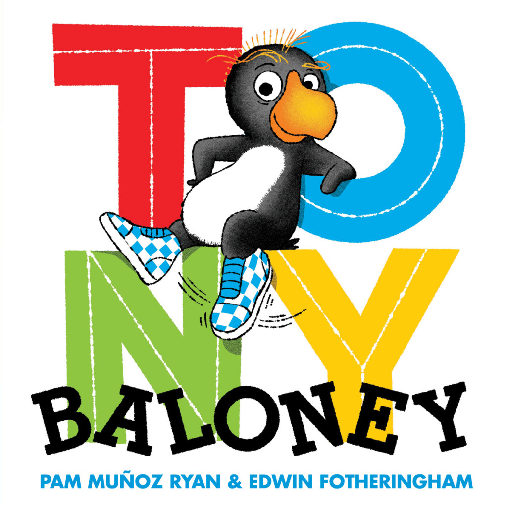 Tony Baloney Cover