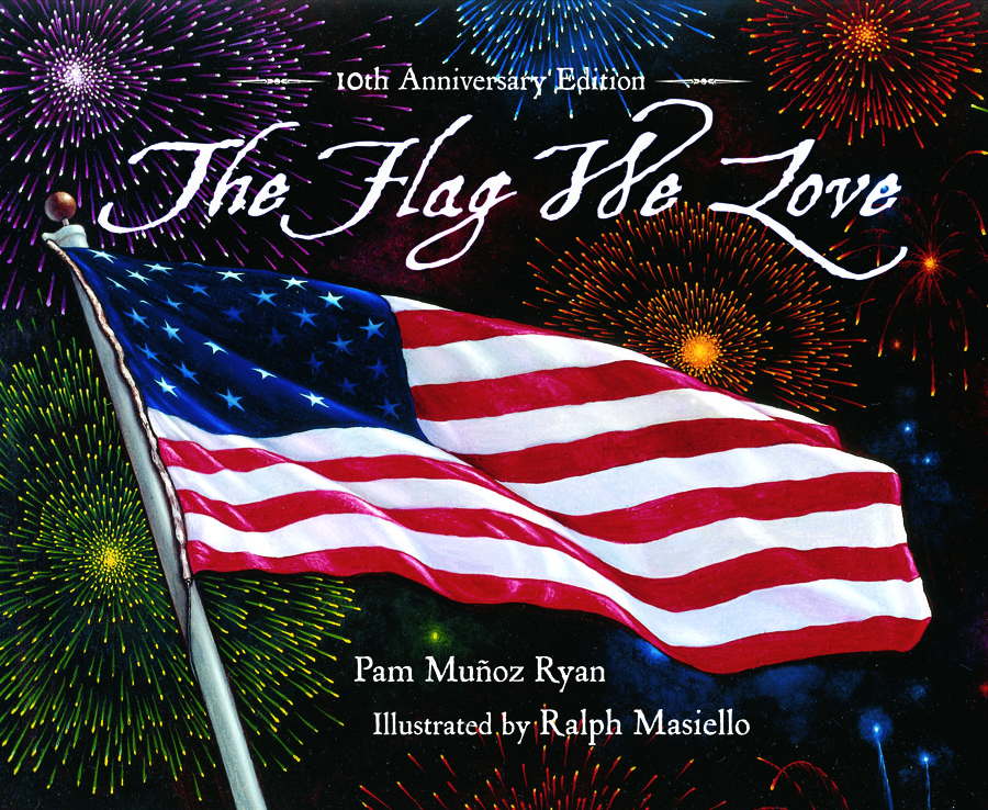 The Flag We Love Cover